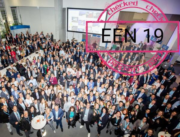 Conferencia anual EEN con más de 800 participantes