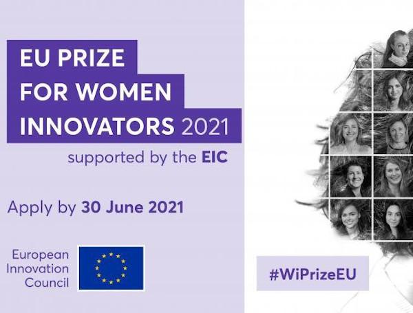 La Unión Europea premia a las Mujeres Innovadoras