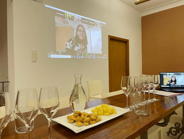 Cata virtual de vinos europeos