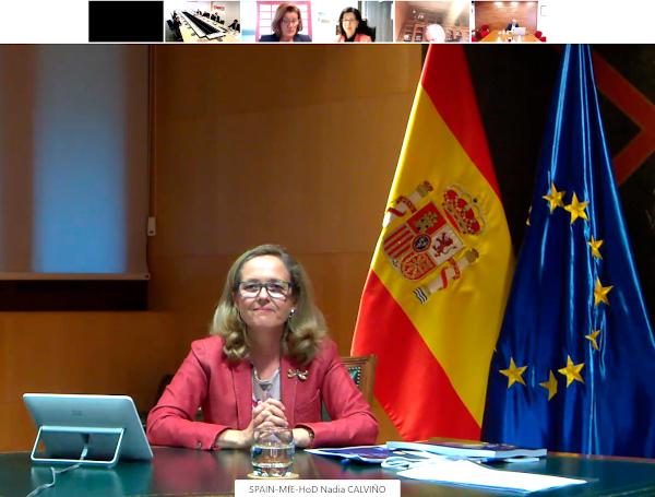 Calviño insta a las empresas a involucrarse en el Plan de Recuperación