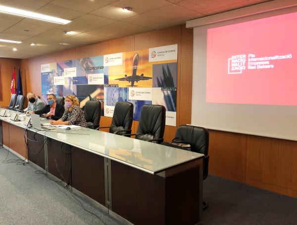Presentado el Plan de Internacionalización 2020-2024